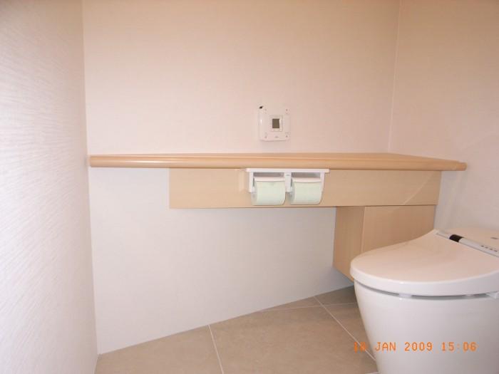 K歯科:トイレ