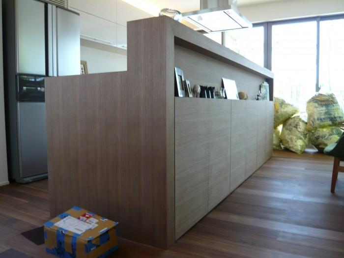 積水ハウス 阪和展示場:キッチンカウンター